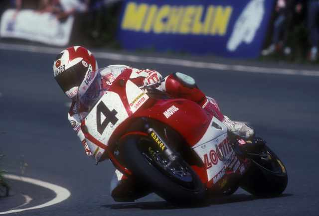 Fogarty confirmed for Classic TT parade laps