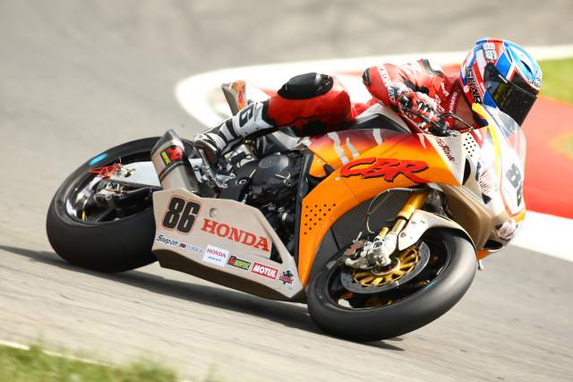 'Urban Tiger' Blade to race at Donington BSB