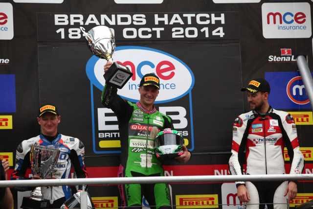 BSB 2014: Brands Hatch race 1 results