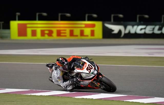 WSB 2014: Qatar race 2 results