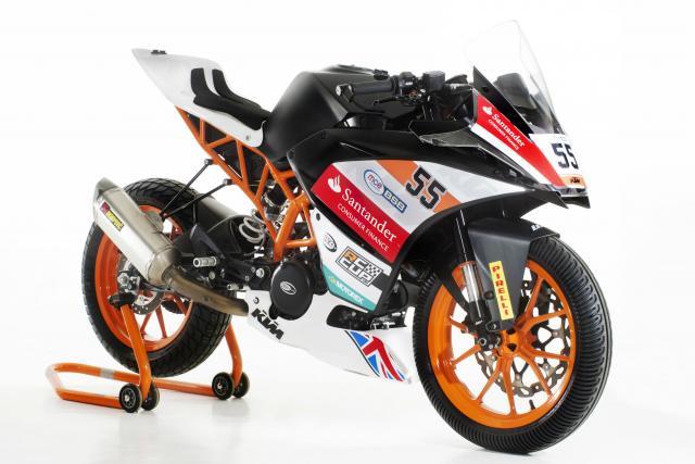 KTM RC390 Cup price confirmed