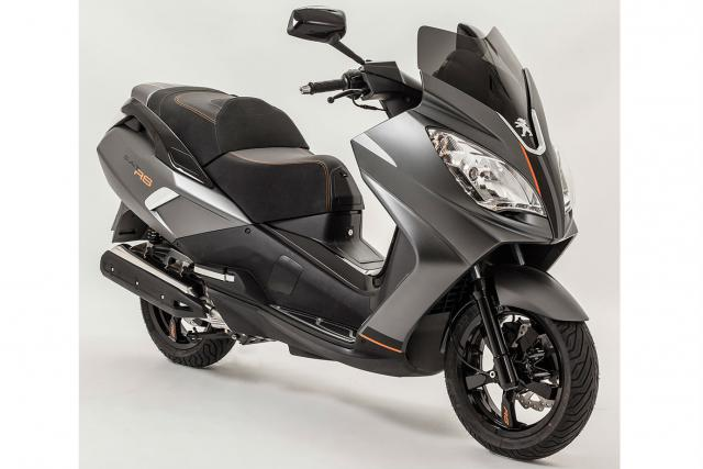 Mahindra takes control of Peugeot Motorcycles