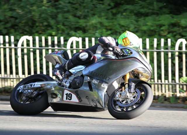 Cameron Donald remains with Norton for TT 2015