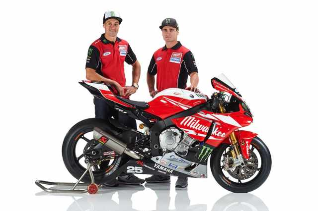 New Yamaha R1 in BSB-spec unveiled