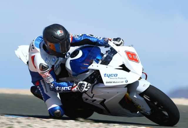 Guy Martin: 'Tyco BMW goes like you know what off a shovel'