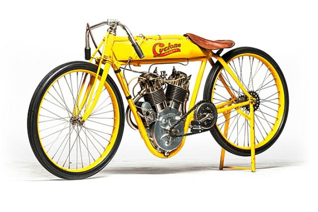 Top 10 most expensive motorcycles from the world's most valuable collection