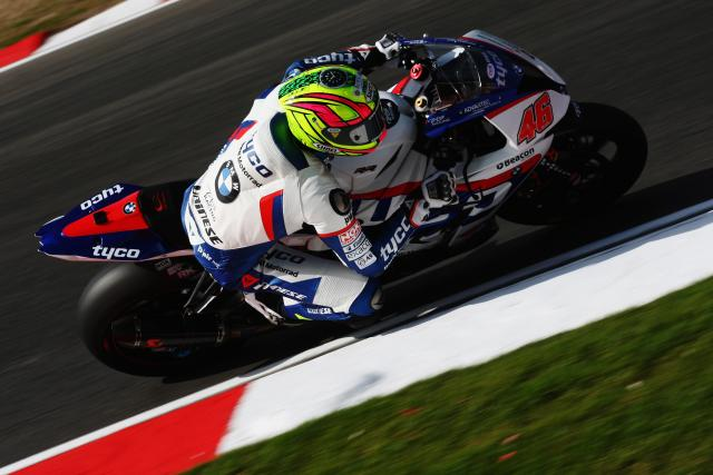BSB 2015: Oulton Park race one results