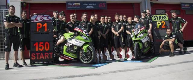 WSB 2015: Imola race two results