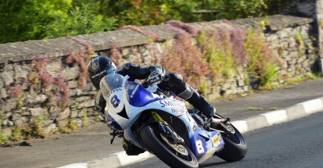 Guy Martin fifth in Supersport TT despite penalty