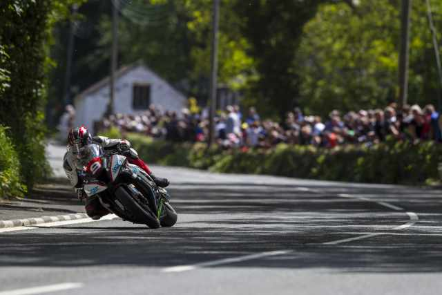 IOMTT: Superstock TT race one results