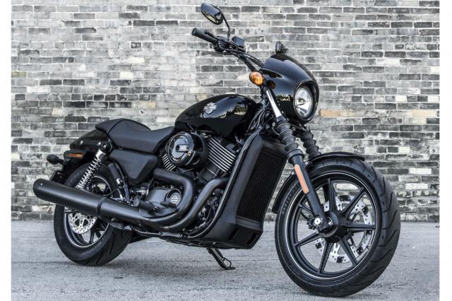 Harley's Street 500 knocks Honda off sales top spot in Australia