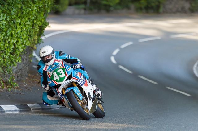 Andy Lawson has died following Ulster Grand Prix crash