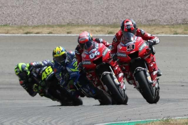 German MotoGP Sachsenring 1200