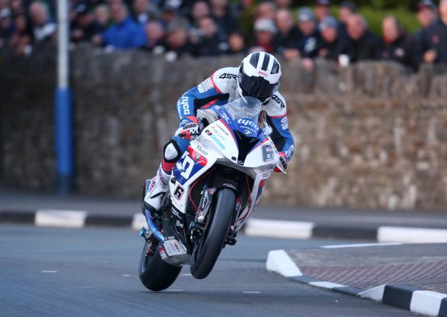William Dunlop and Tyco BMW part company
