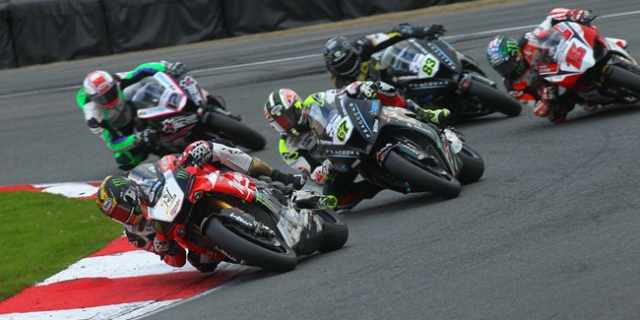 BSB 2015: Brands Hatch race two results