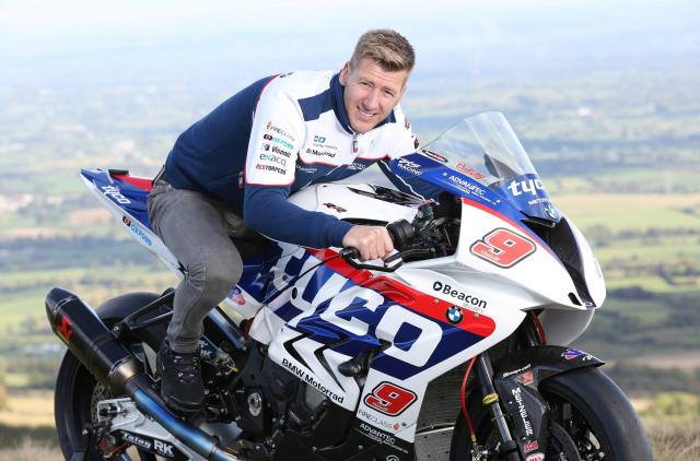 Tyco BMW announces Hutchinson for 2016