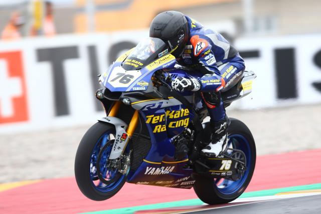 Loris Baz - Ten Kate Racing Yamaha