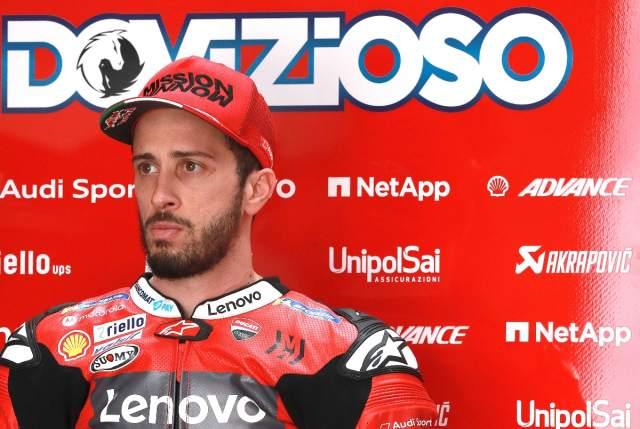 Andrea Dovizioso - Ducati 1200