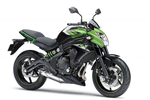Top 10 best-selling Kawasakis