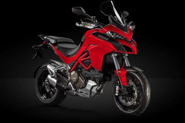 Top 10 best-selling Ducatis