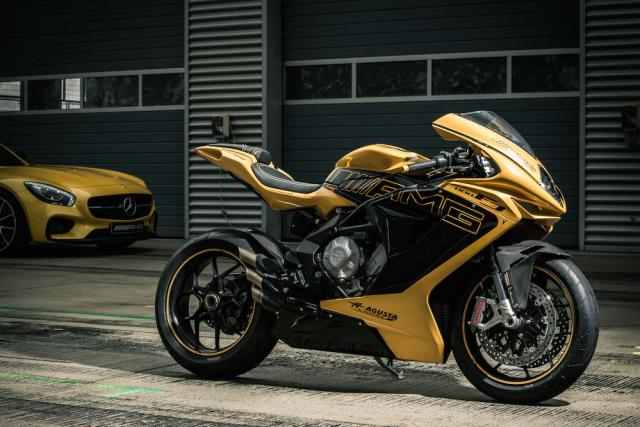 MV Agusta sales up 140% in the UK