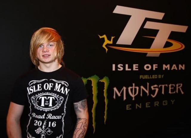 Josh Daley to make Isle of Man TT debut