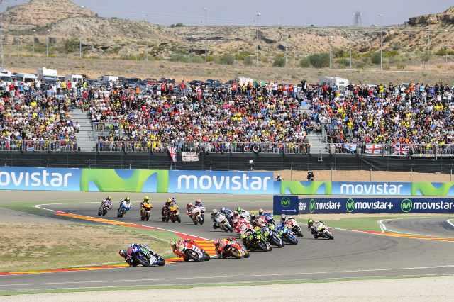 Final 2016 MotoGP calendar released