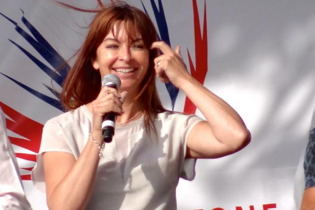 Suzi Perry reportedly signed to be part of BT Sport's MotoGP presenting team
