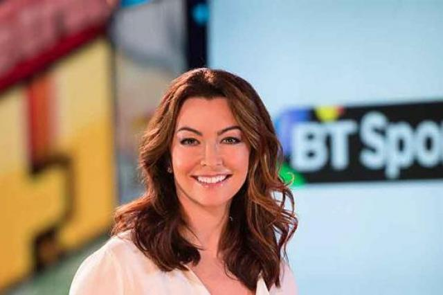 Suzi Perry confirmed for BT Sport
