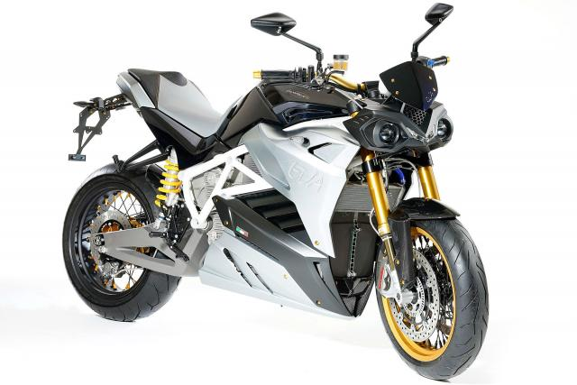 Energica has its first official UK dealer