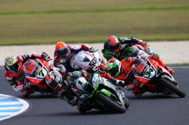 Rea extra motivated after perfect start to WSBK title defence