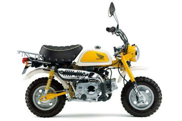 Top 10 Japanese bikes that aren't offered here