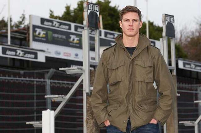 Promising Manx racer Billy Redmayne dies after Oliver's Mount crash