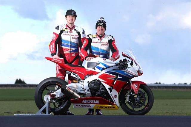 Honda completes test ahead of North West 200