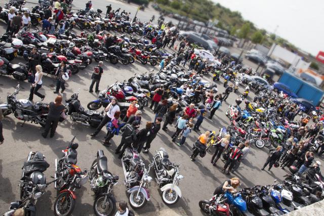 Bike meet