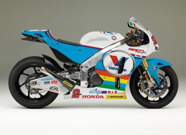 Padgett's Honda RC213V-S
