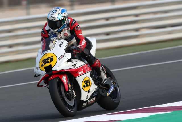 Cal Crutchlow - Yamaha Racing 2021