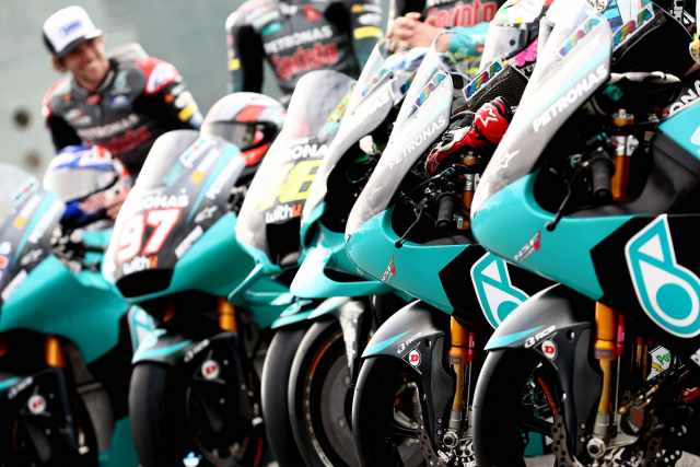 Petronas pulls SRT Yamaha MotoGP backing, drops Moto2 and Moto3 teams