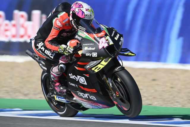 Aleix Espargaro - Aprilia Racing Team Gresini 2021