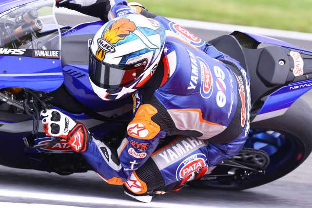 Garrett Gerloff - GRT Yamaha