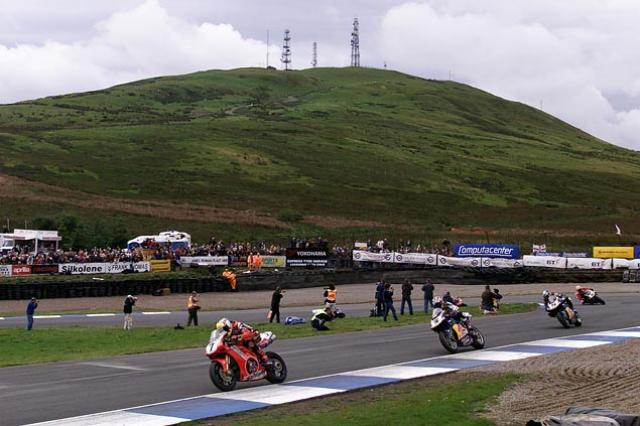 Motorcycle Track Guide: Knockhill