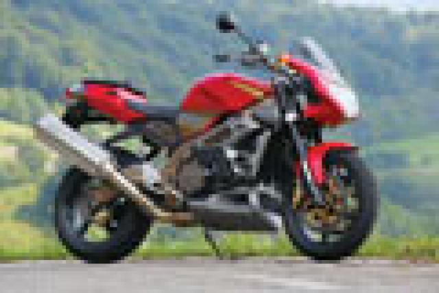 First Ride: 2002 Aprilia Tuono Fighter