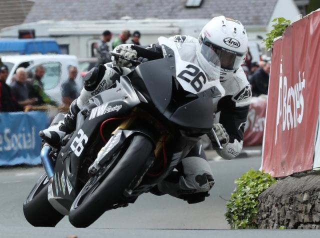 TT 2017: Alan Bonner killed after incident in qualifying