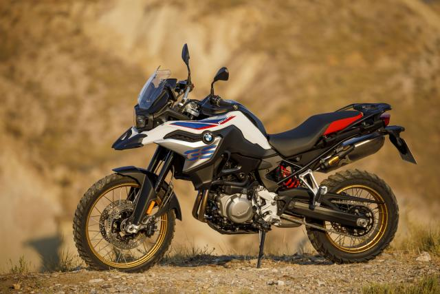 New F750 GS and F850 GS debut