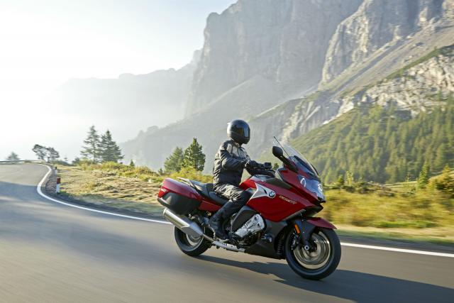 First ride: BMW K1600GT review