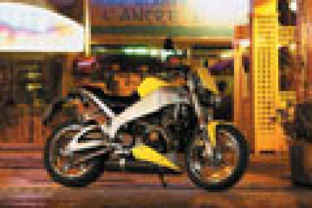 First Ride: Buell XB9S (2002-03)