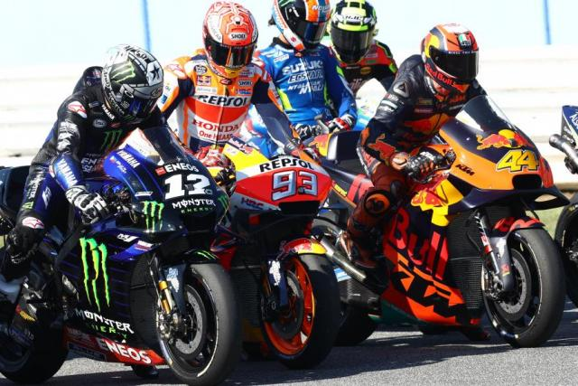 MotoGP release another statement amid COVID-19