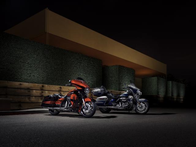 Harley-Davidson CVO 2017
