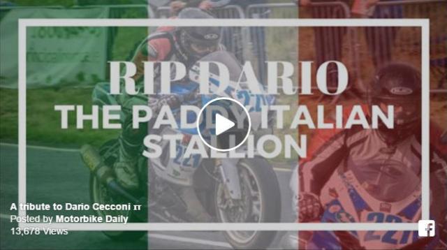 Rider dies after Tandragee 100 crash