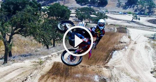 Drone makes motoX bikes look like toys